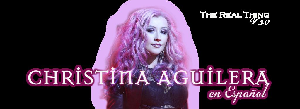 Christina Aguilera en Español