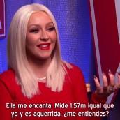 Christina se sincera con EXTRA + Nuevo episodio de The Voice 8